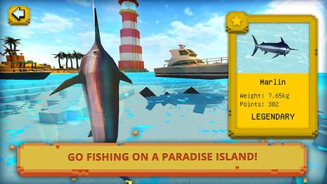 Paradise Island Craft: Exploration Lite & Fishing
