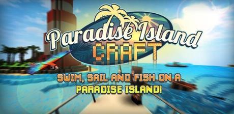 Paradise Island Craft: Exploration Lite & Fishing