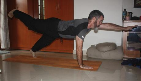 5 Exercises to Wed Your Yoga and Calisthenic Practices