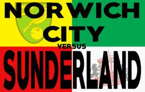Norwich vs SAFC prize Guess the Score: a repeat of 2016 would be nice