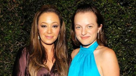 Quick Quotes: Leah Remini Says Church Of Scientology Doesn't Allow Actress Elisabeth Moss To Talk To Her