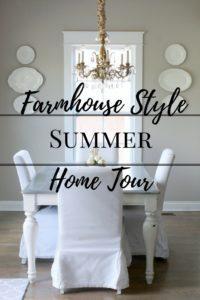Modern Farmhouse Fall Inspiration Board