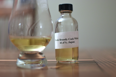 A Review of Two Ohishi Japanese Whiskies
