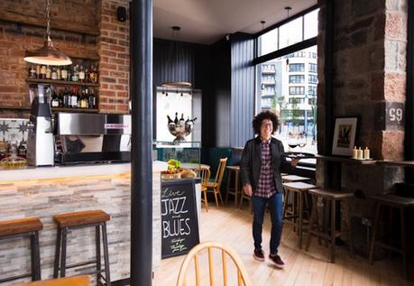 News: New Wine Cafe for Leith