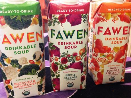 Product Review: Fawen Ready-to-Drink Soups