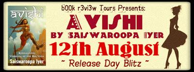 Release Day Blitz of Avishi