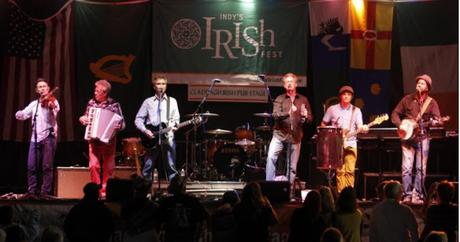 Indy Irish Fest Includes Four Days Of Food, Fun, and Music