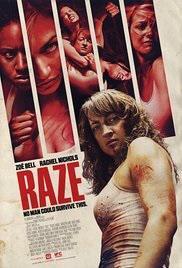 Movie Reviews 101 Midnight Horror – Raze (2013)