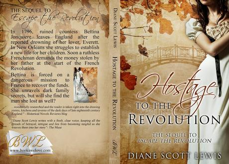 BOOK UNDER THE SPOTLIGHT: DIANE SCOTT-LEWIS, HOSTAGE TO THE REVOLUTION