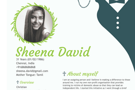 7 Stunning Biodata Format That Will Get You A Response (GURANTEED!)