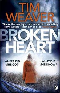 Broken Heart – Tim Weaver #20booksofsummer