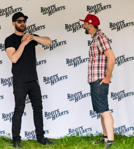 On Me: Andrew Hyatt at Boots & Hearts 2017