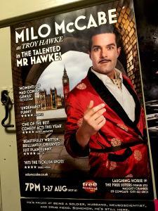 Edinburgh Fringe, Day 10: Why I don't like character comedy + Donald Trump