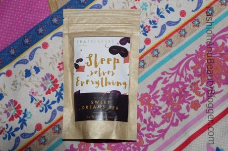 Tea Treasure Sweet Dreams Tea
