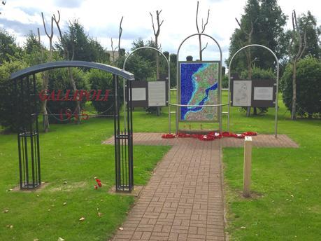 A visit to the National Memorial Arboretum