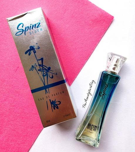 REVIEW - Spinz EAU DE PARFUM in Bloom, Escape