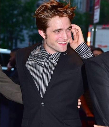 Robert Pattinson Acknowledged Those Ridiculous Trump Tweets From 2012