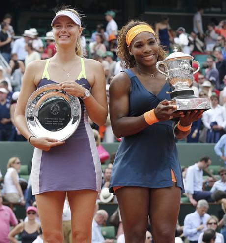 "Maria Sharapova Claims Serena Williams Called Her A ""Little Bitch"""
