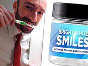 This Bright White Smiles Natural Teeth Whitening Powder!