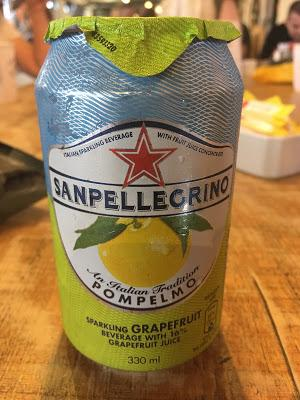 Today's Review: San Pellegrino Grapefruit