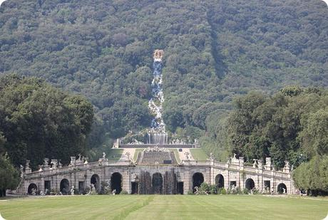 The Royal Palace of Caserta is the largest royal residence in the world declared by the UNESCO World Heritage Site.