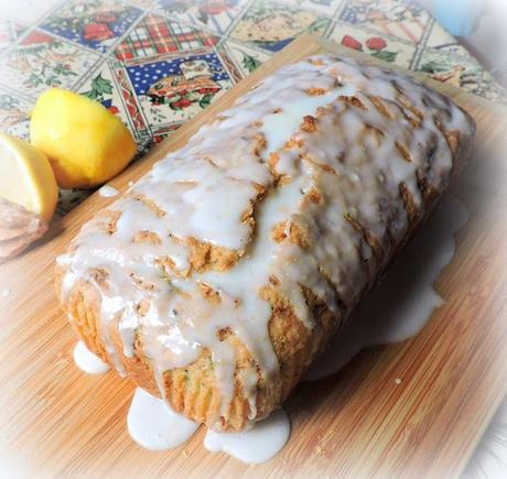 Lemon Drizzle Zucchini Loaf