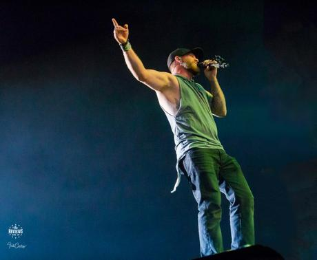 The Ones That Like Me: Brantley Gilbert at Boots & Hearts 2017