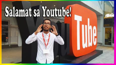 Pinoy Blogger Youtuber Filipino Youtube Philippines Travel blog Vlogger Famous Youtuber in the Philippines