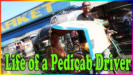 Pedicab Driving Challenge – an Experience that Changes on How I See Things.