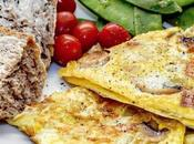 Recipe   Ultimate Mushroom Cheese Omelette