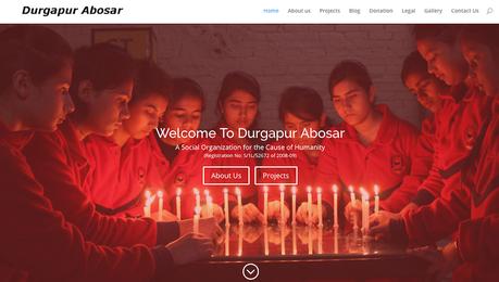 Durgapur Abosar – Social NGO Website