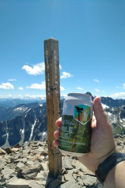 Off Trail Pale Ale – Old Yale Brewing