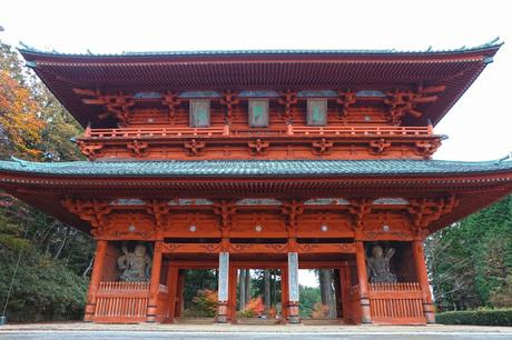 Kansai Diaries, Day 1½ : West Side of Koya Town