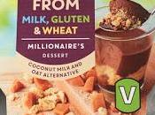 Tesco FreeFrom Millionaire's Dessert