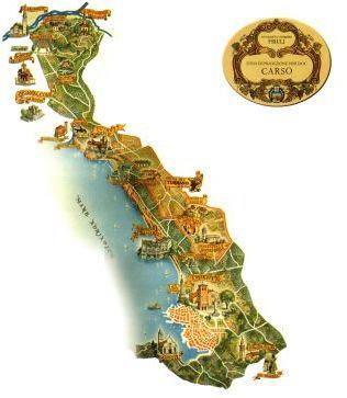 From Italy with wine - Carso wine zone