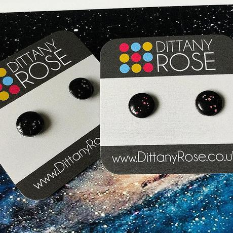 Dittany Rose Constellations Collection - Earrings