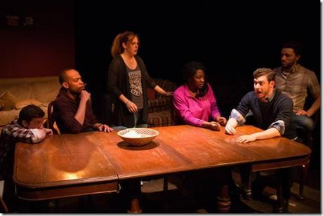 Review: At the Table (Broken Nose Theatre)