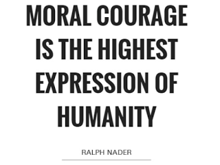 How Do We Teach Our Children to Have Moral Courage?