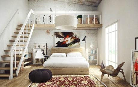 bedroom corners