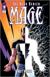 Mage: The Hero Denied #1 Cover