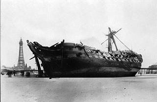 Shipwreck - Desert Islands