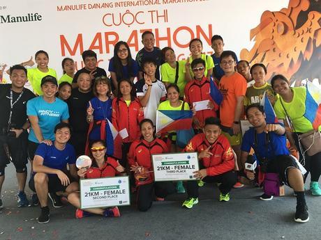 Team 7-Eleven Philippines in Vietnam