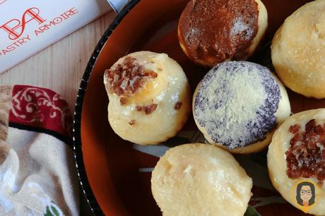 Pastry Armoire: Cakes, Sticky Buns and Premium Ensaymadas