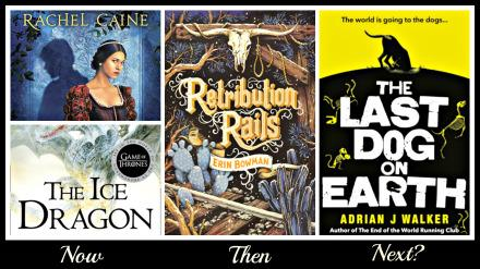 This Week in Books 16.08.17 #TWIB #CurrentlyReading