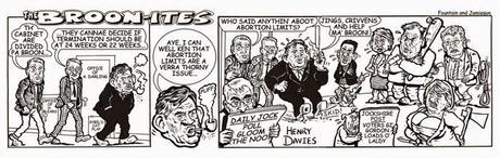 A #Cartoon & #ComicBook Tour Of #London No.16: Fleet Street @DC_Thomson @BeanoComic @PrivateEyeNews