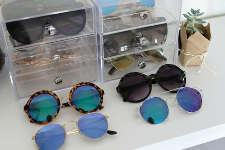 A Bit About My Sunglasses Collection