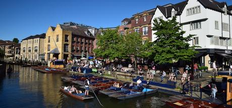 Exploring England: See Cambridge by Foot, Bike, and Boat3 min read
