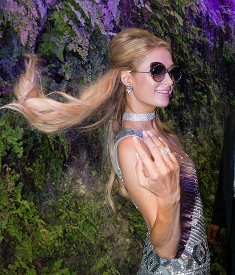 Paris Hilton Gold Rush Tour