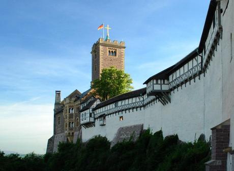 Watburg Castle Eisenach