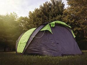 Review 4 Man Popup Tent by Cinch! : pop up 4 man tent - memphite.com